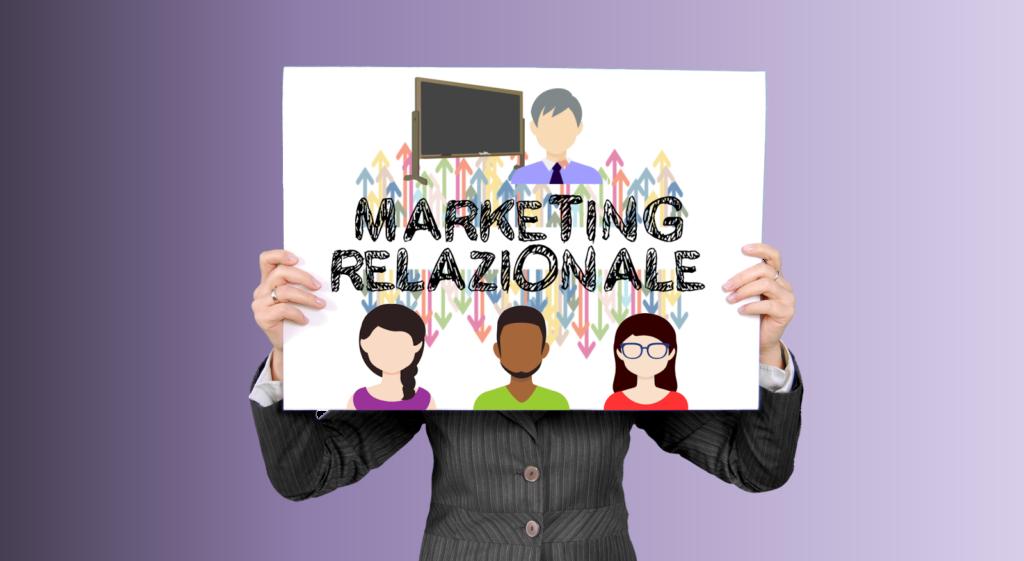 marketing relazionale scuola