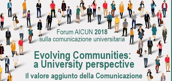 Report Froum AICUN 2018