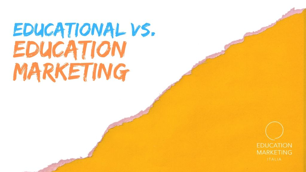 educational marketing education marketing